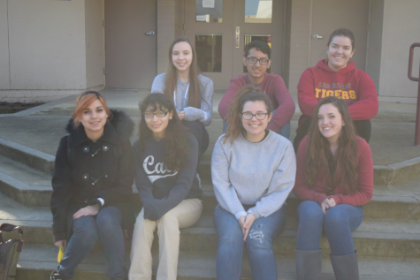Academic Decathlon Places Second in Competition