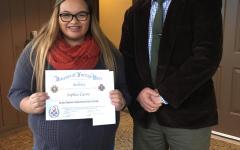 Students Win Speech Awards