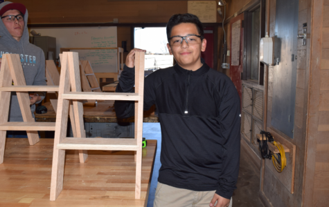 Wood shop fair projects