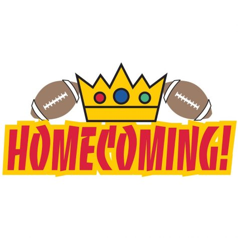 LBHS Homecoming Court Set