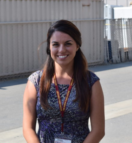 Tigers Welcome New Teacher, Ms. Casey
