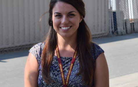 Ms. Teixeira Returns For Another Year