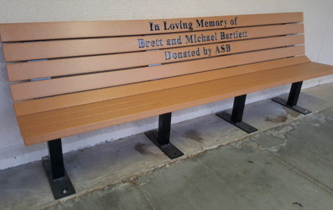 Bench Memorial Honors Teacher