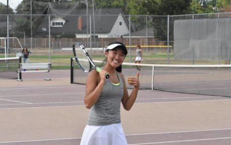 Shirley Liu Wins Scholarship