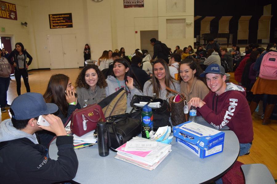 PBIS:  Students Rewarded for Good Behavior