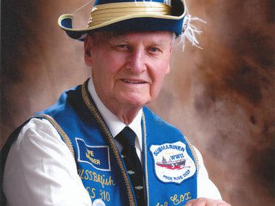 Dr. Joe Cox:  Remembering An Iconic Man