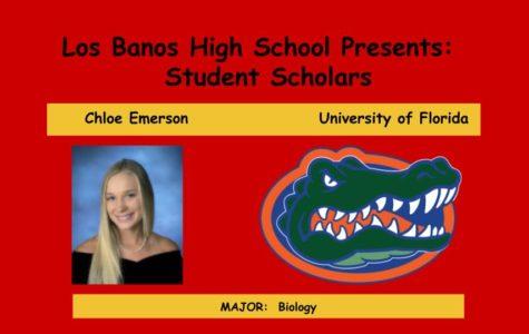 Admission Accomplished:  Chloe Emerson