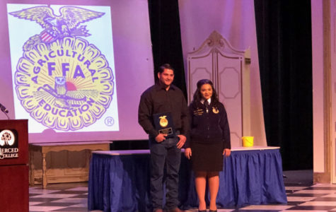 FFA Selects Jesse Esquivel as Hometown Hero