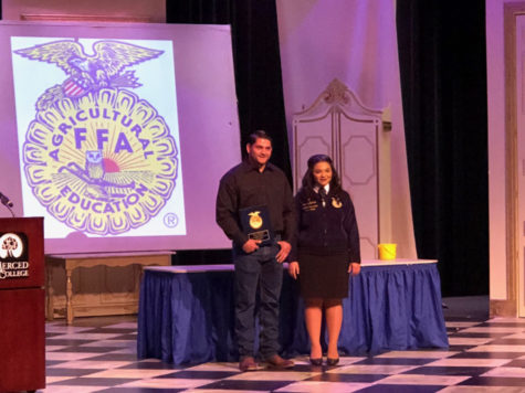 FFA Students Place in Speech Contests