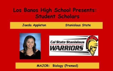 Admissions  Accomplished:  Jaeda Appleton