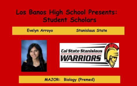 Admissions Accomplished:  Evelyn Arroyo