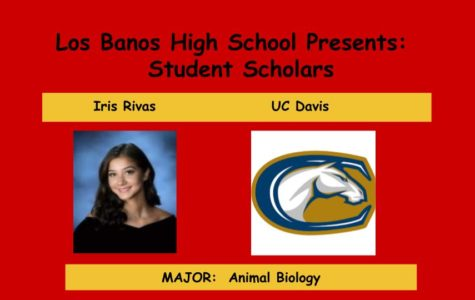 Admission Accomplished:  Iris Rivas