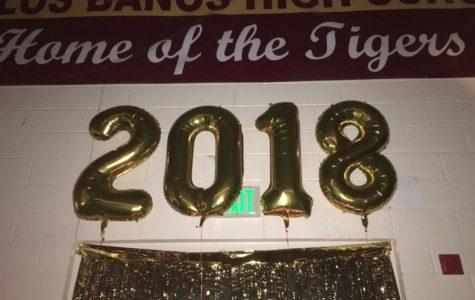 2018 Senior Banquet!