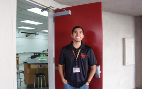 Los Banos Welcomes a New Science Teacher