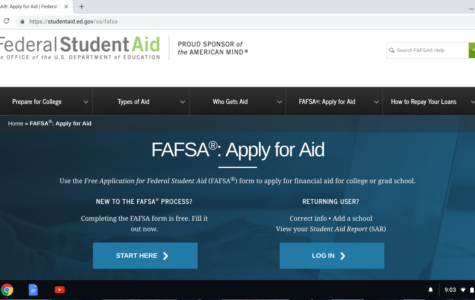 FAFSA Applications Have Begun