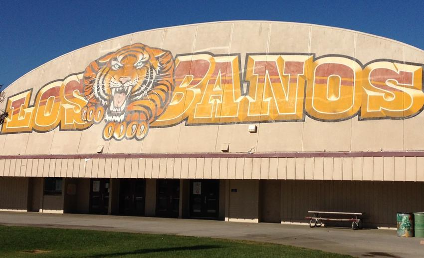 Los Banos High School Gym