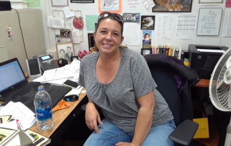 Teacher Spotlight: Mrs. Pacheco!