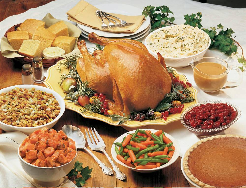Are you ready for your thanksgiving meal?