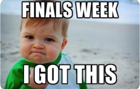 Surviving the worst week of your life (a.k.a Finals Week)