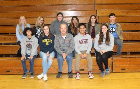 Los Banos High School Academic Decathlon Students Win Scholarships