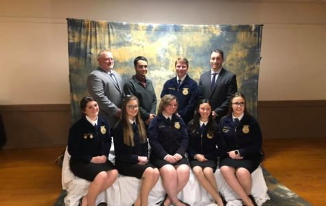 FFA Project Competition Announces Winners