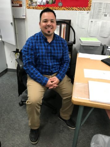 Teacher Spotlight: Mr. Gonzalez!