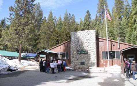 Camp Green Meadows:  My Cabin Leader Experience