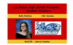 Admissions Accomplished:  Kelly Robbins