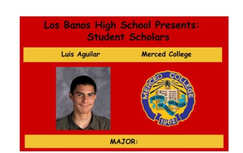 Admission Accomplished:  Luis Aguilar