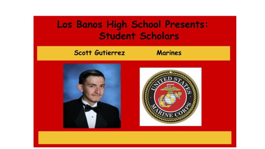 Admission Accomplished:  Scott Gutierrez