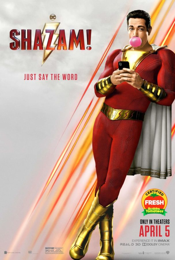 Movie+Review%3A++Shazam%21