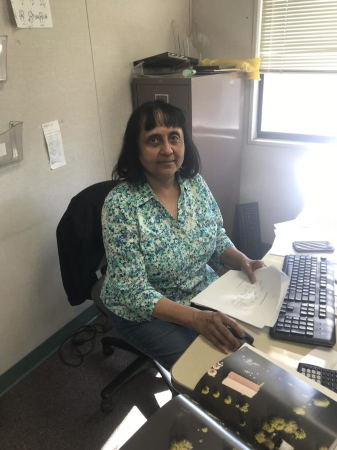 Ms.+Bhaskar+Retires+after+33+Years