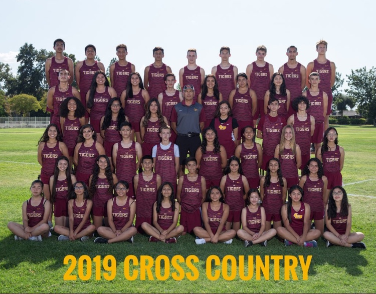 The+Cross+Country+team.