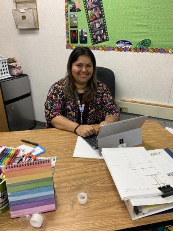New Math Teacher Hired