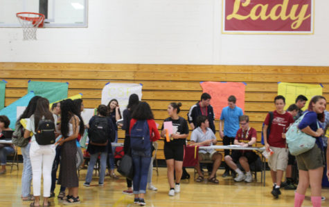 Club Rush Brings Excitement To Students