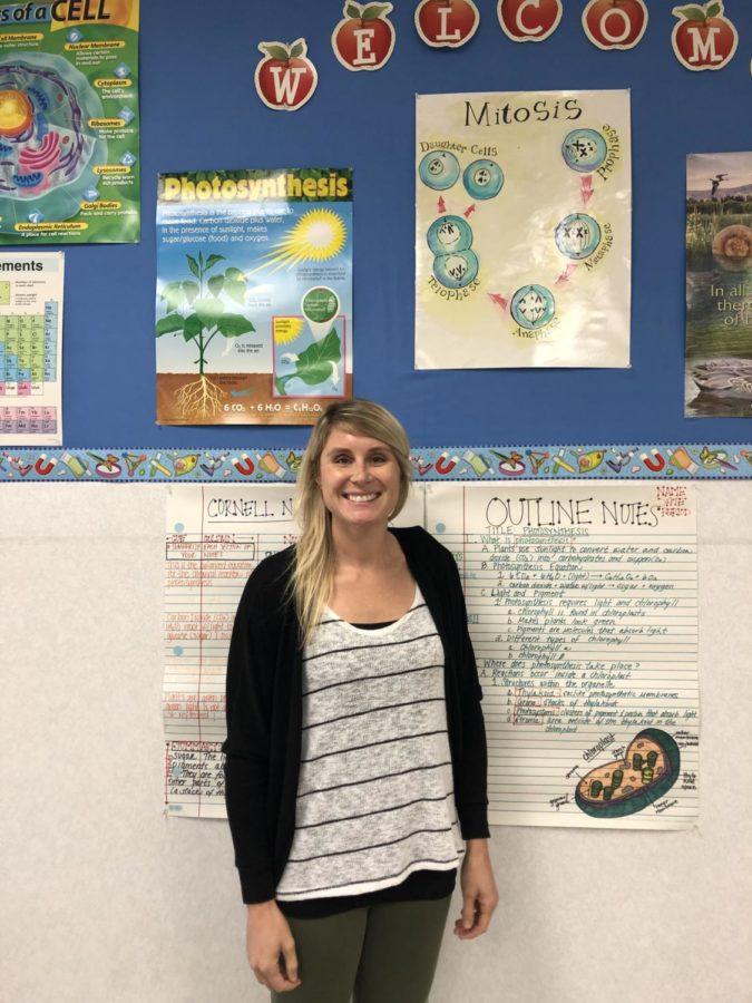 Mrs.+Barreta+Moore+Returns+to+Teaching
