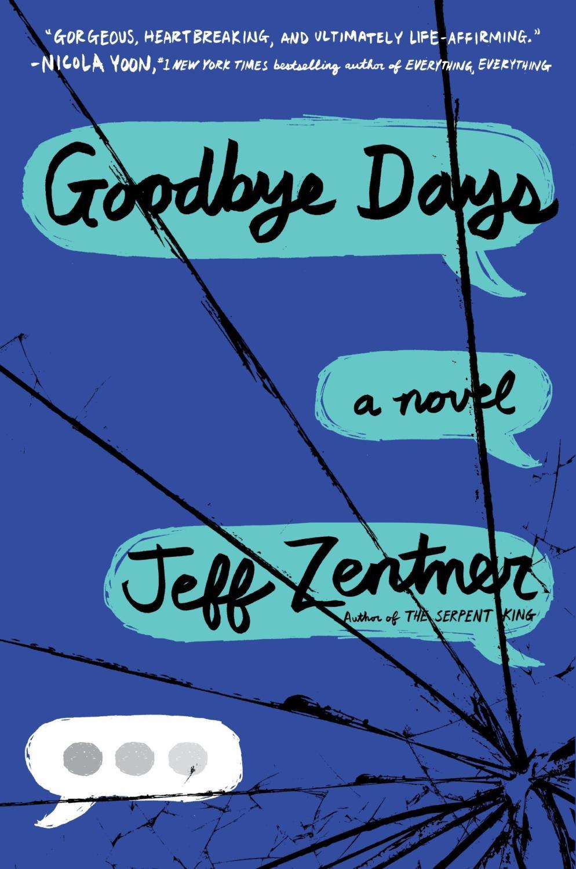 Goodbye Days Book
