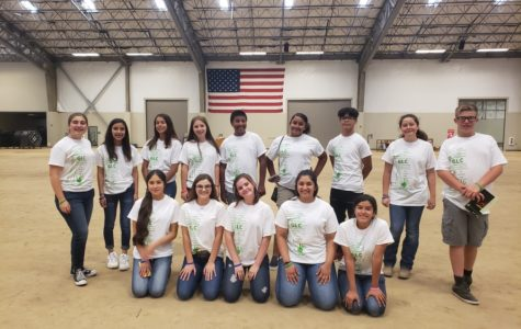 FFA welcomes new members