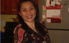New ROP Teacher, Mrs. Soriano!