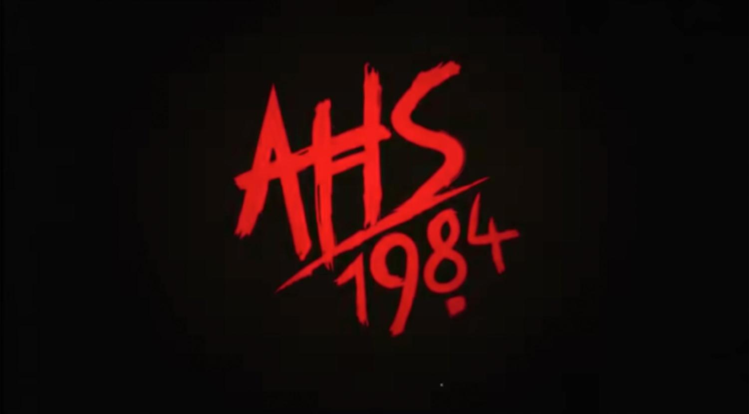 American Horror Story: 1984 Poster