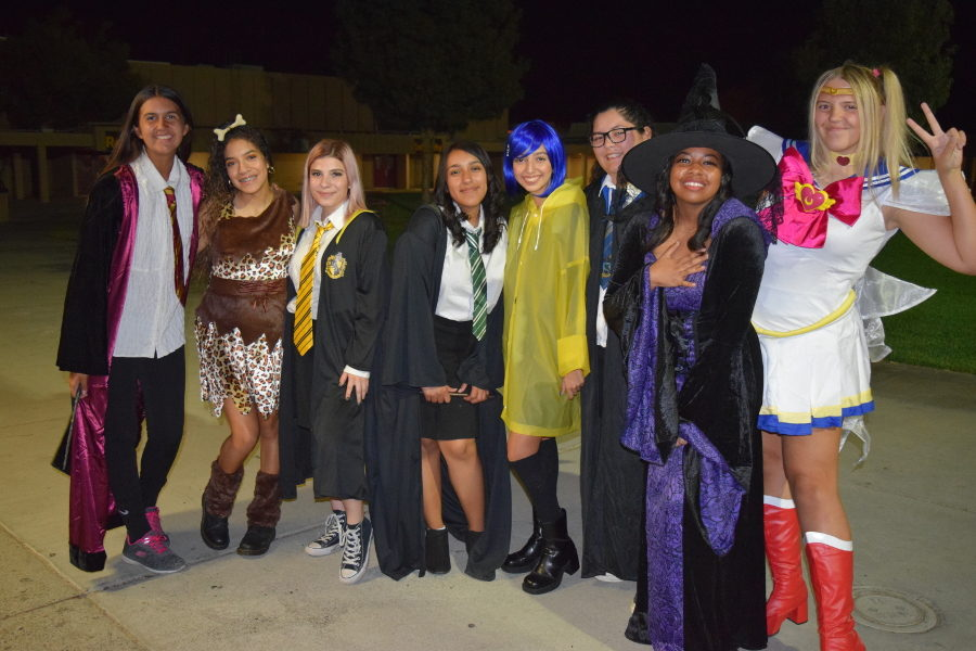 Band and Choir host Halloween dance and Haunted house