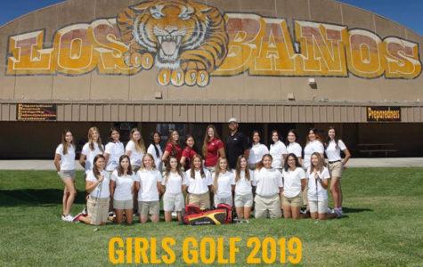 Girls Golf Season Ending Soon