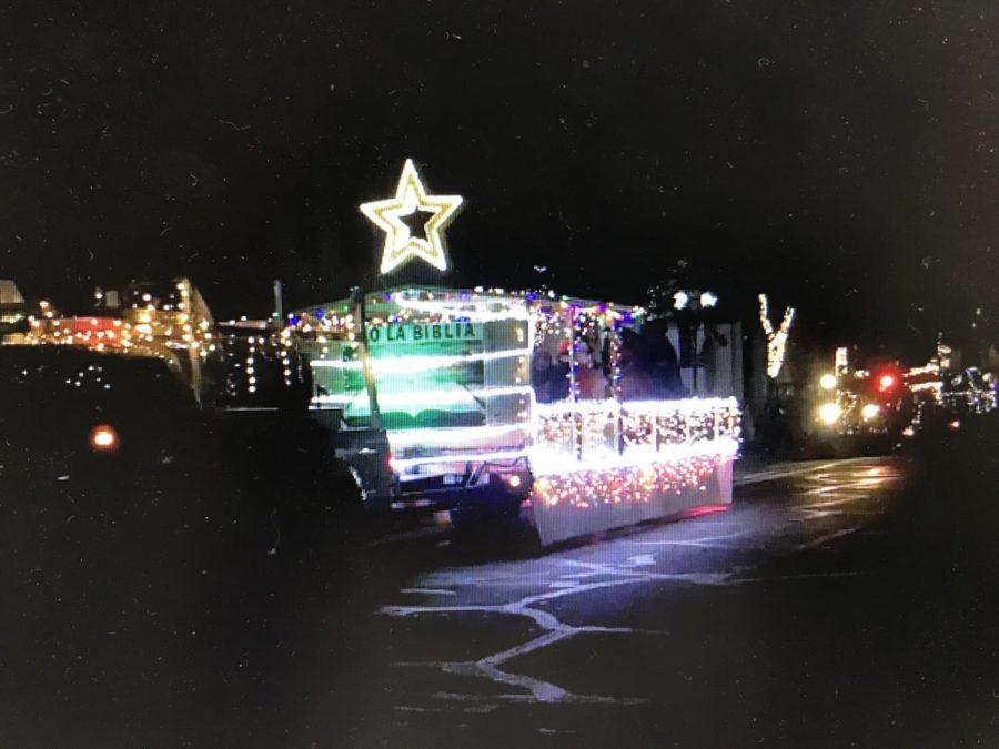 Los Banos Annual Christmas Parade Sets the Season