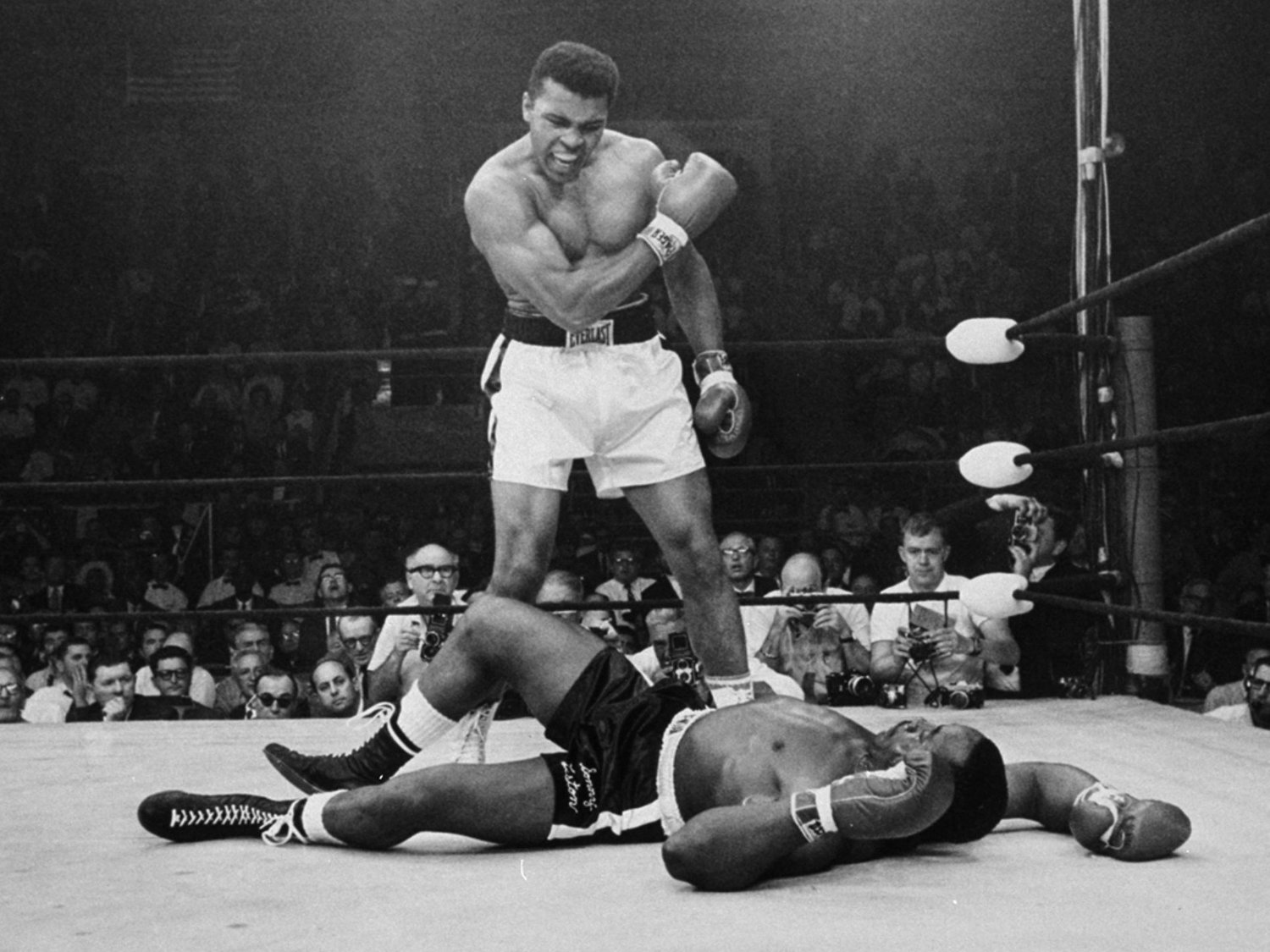 The Greatest of All Time!!