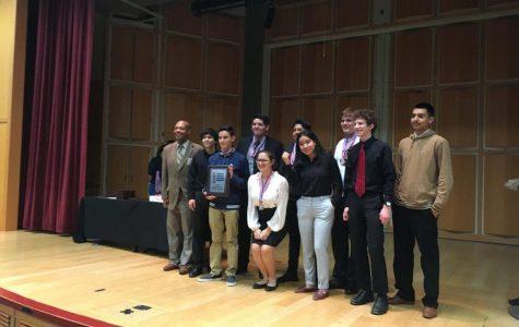 Los Banos High School Wins Academic Decathlon