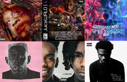 My favorite albums of 2019.