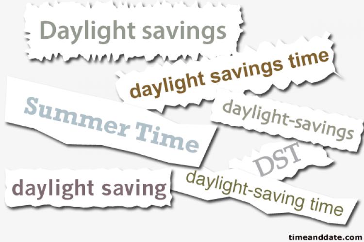 History of Daylight Saving Time