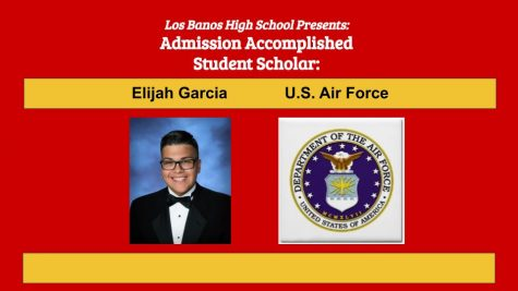 Admission Accomplished:  2020 Graduate Elijah Garcia