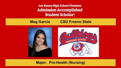 Admission Accomplished: 2020 Graduate Meg Garcia