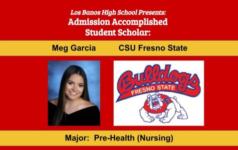 Admission Accomplished: 2020 Graduate Meg Garcia